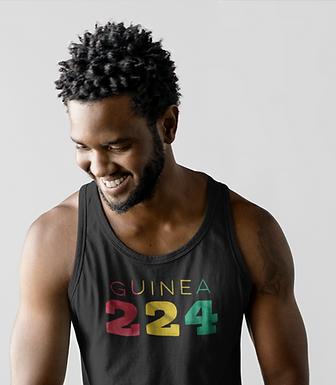 Guinea 224 Mens Tank Top