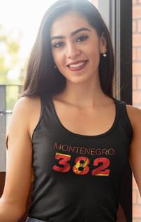 Montenegro 382 Womens Vest