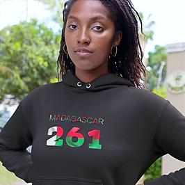 Madagascar 261 Women's Pullover Hoodie