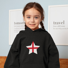 England Childrens Hoodie