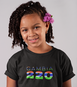 Gambia Childrens T-Shirt
