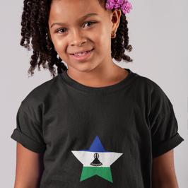 Lesotho 266 Childrens T-Shirt
