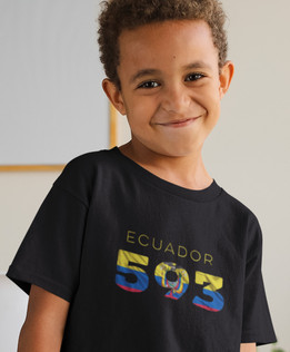 Ecuador 593 Childrens T-Shirt
