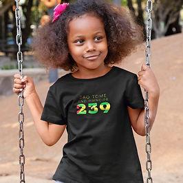 Sao Tome and Principe Childrens T-Shirt