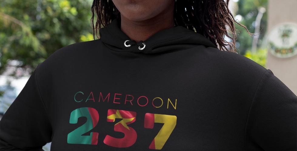 Cameroon Womens Pullover Hoodie