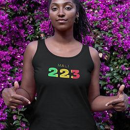Mali 223 Womens Vest