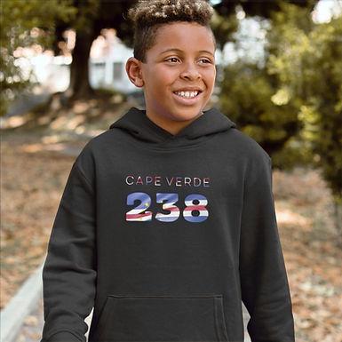 Cape Verde Childrens Hoodie