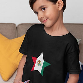 Mexico Childrens T-Shirt