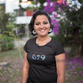 Fiji 679 Womens T-Shirt