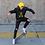 Game Over Mens Black Sweatshirt Jumper