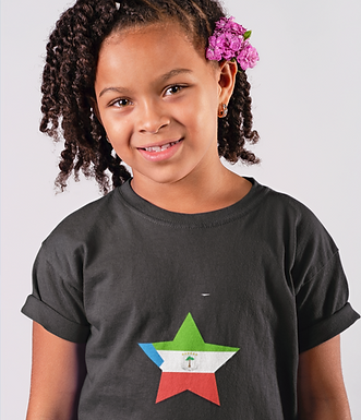 Equatorial Guinea Childrens T-Shirt