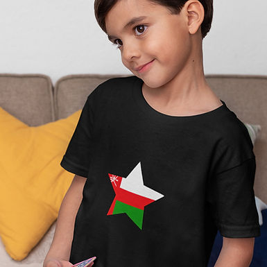 Oman Childrens T-Shirt