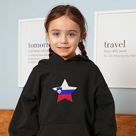 Slovakia Childrens Hoodie