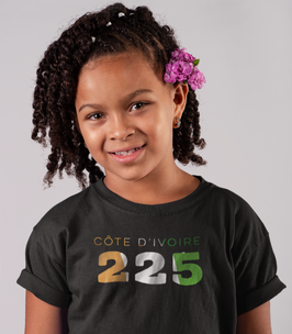 Cote d'Ivoire Childrens T-Shirt