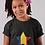 Childrens Chad Black T-Shirt