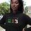 Algeria Womens Black Hoodie