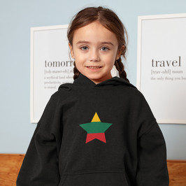 Lithuania Childrens Hoodie