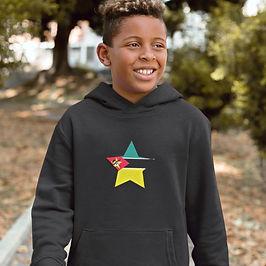 Mozambique Childrens Hoodie