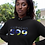 Curacao Womens Black Hoodie