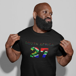 South Africa 27 Mens T-Shirt