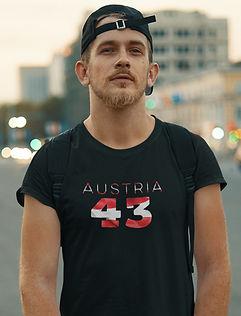 Austria 43 Mens T-Shirt