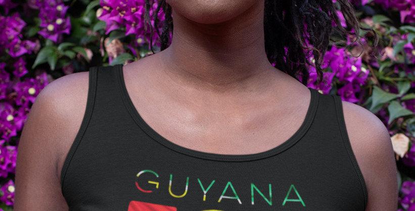 Guyana Womens Vest