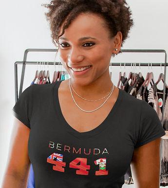 Bermuda 441 Women's T-Shirt