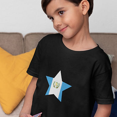 Guatemala Childrens T-Shirt