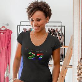 South Africa 27 Women's T-Shirt