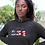 Liberia Womens Black Hoodie
