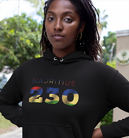 Mauritius 230 Women's Pullover Hoodie