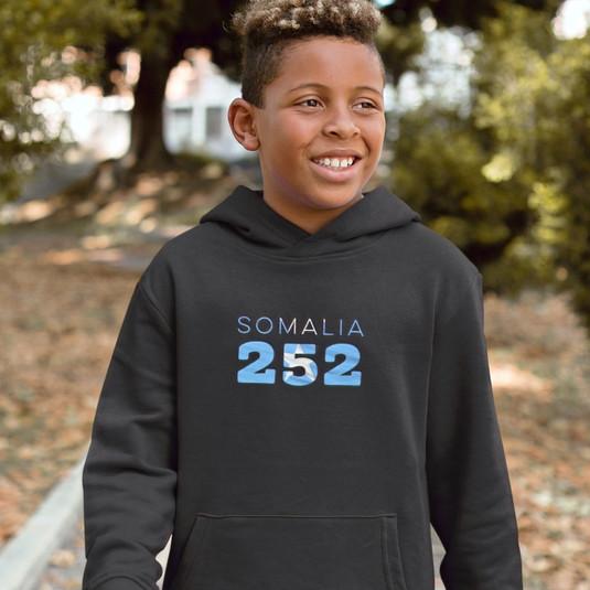 Somalia Childrens Hoodie