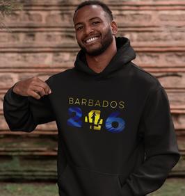 Barbados 246 Mens Pullover Hoodie