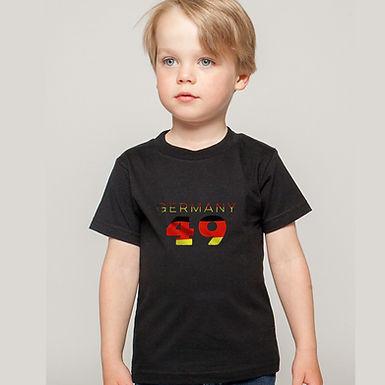 Germany Childrens T-Shirt