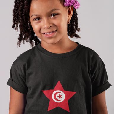 Tunisia Childrens T-Shirt
