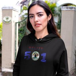 Belize 501 Women's Pullover Hoodie