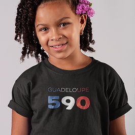 Guadeloupe Childrens T-Shirt