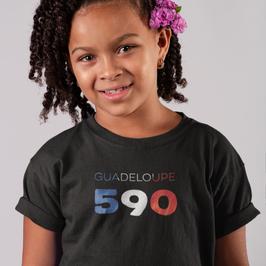 Guadeloupe 590 Childrens T-Shirt