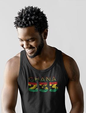 Ghana 233 Mens Tank Top
