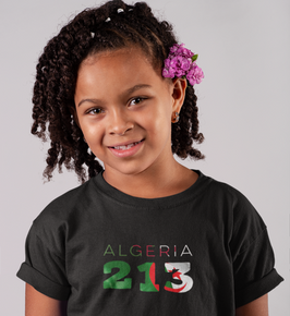 Algeria Childrens T-Shirt
