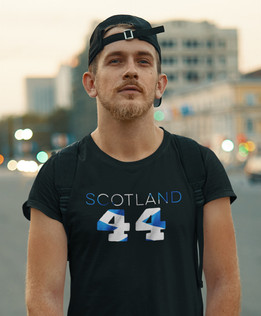 Scotland 44 Mens T-Shirt
