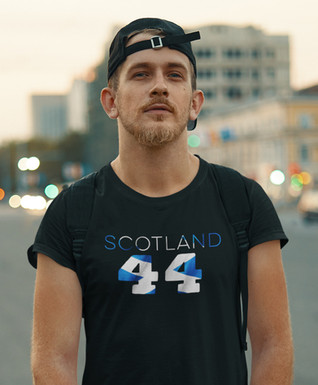 Scotland 44 Mens T-Shirt