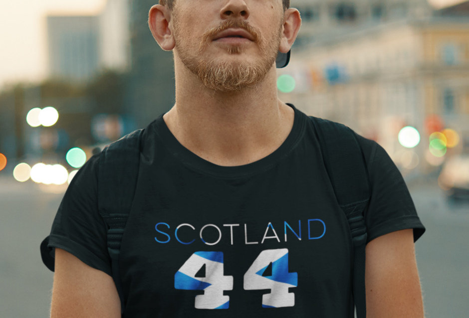Scotland Mens T-Shirt