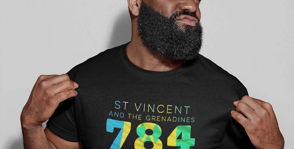 St Vincent and the Grenadines Mens T-Shirt