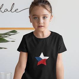 Czech Republic Childrens T-Shirt