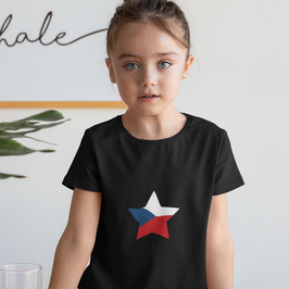 Czech Republic Childrens T-Shirt
