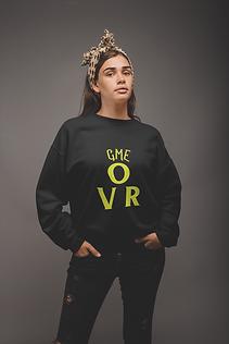 GME OVR Womens Sweatshirt
