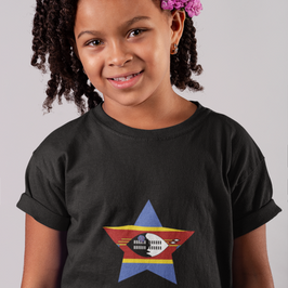 Eswatini Childrens T-Shirt