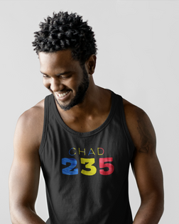 Chad 235 Mens Tank Top