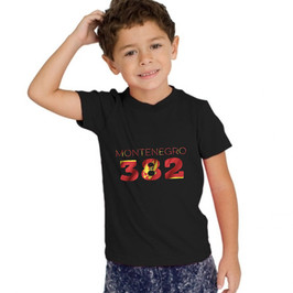 Montenegro Childrens T-Shirt